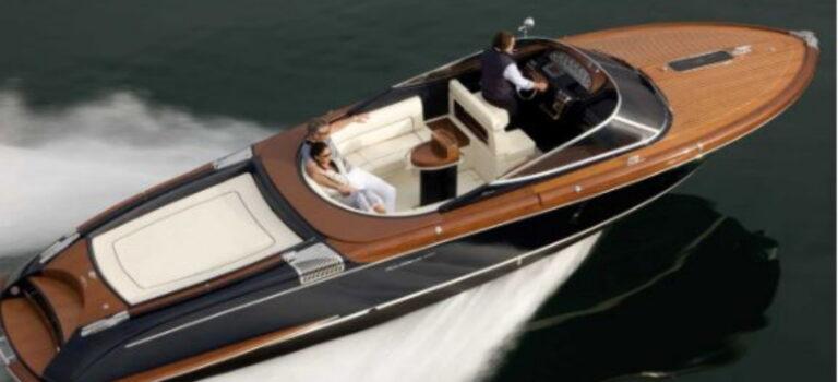Riva Yachts, icono del diseño italiano