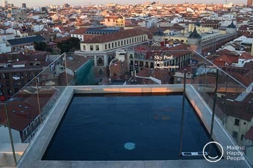 Lookouts Of Madrid Eneas Magazine