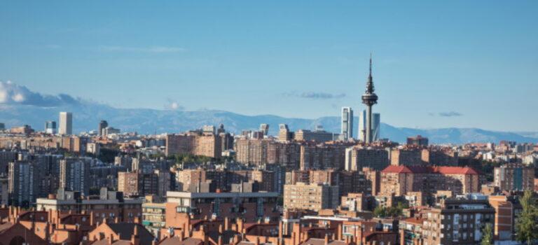 Miradores de Madrid