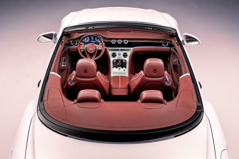 Bentley Continental GT Convertible 35