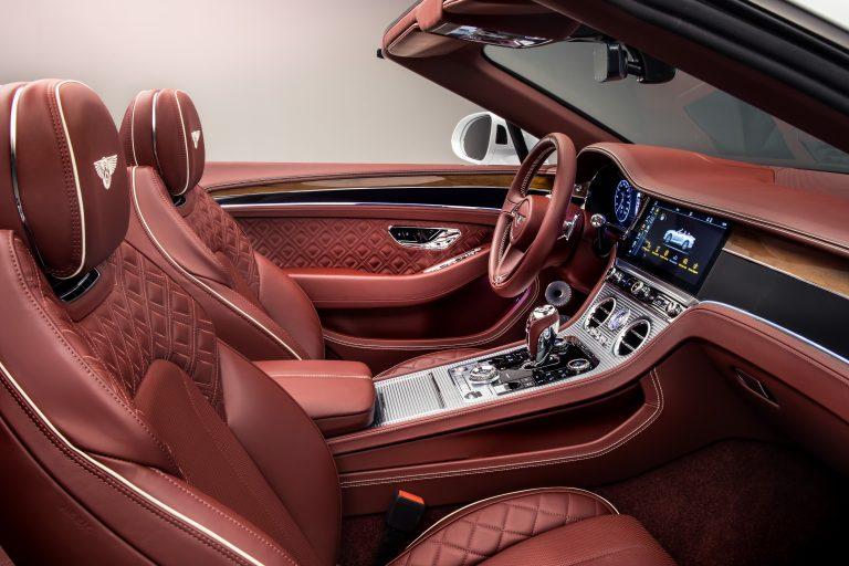 Bentley Continental GT Convertible 38