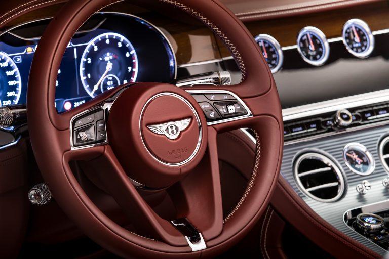 Bentley Continental GT Convertible 42