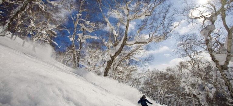 Esquiar por todo el mundo