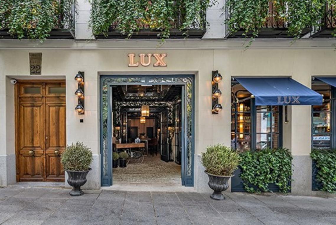 Lux Madrid – Grupo la Máquina
