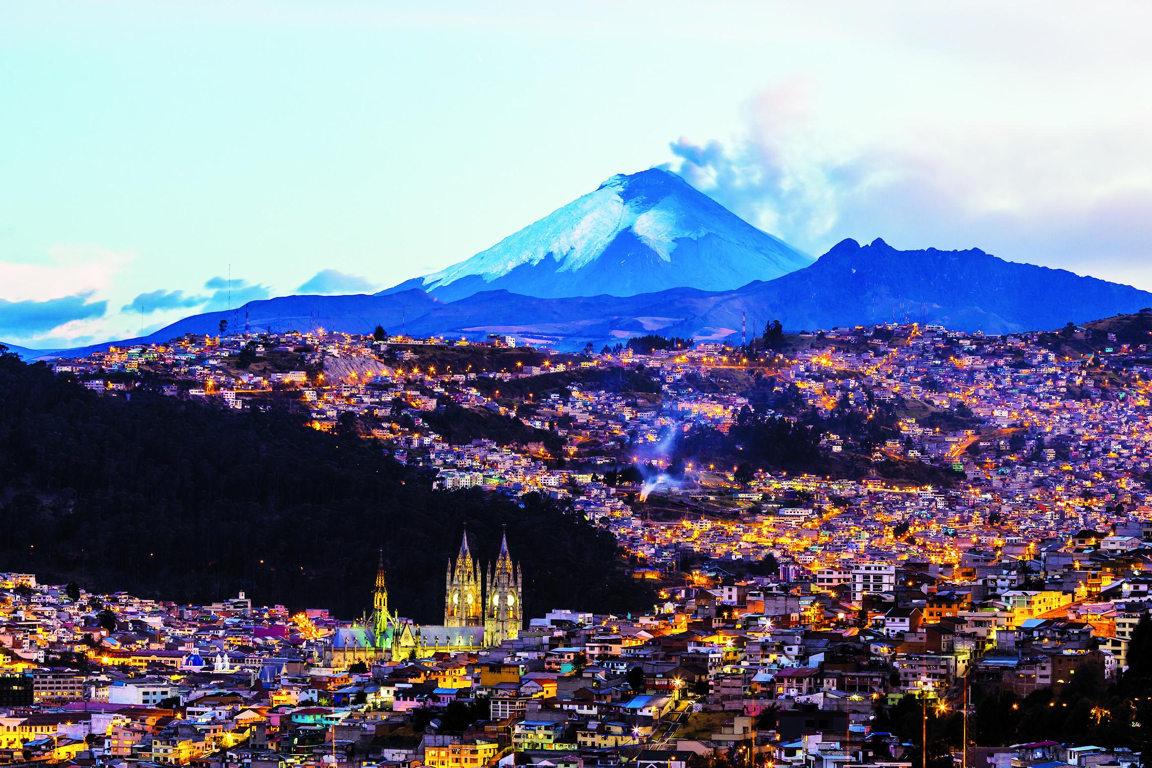 Viaje al Ecuador más desconcido