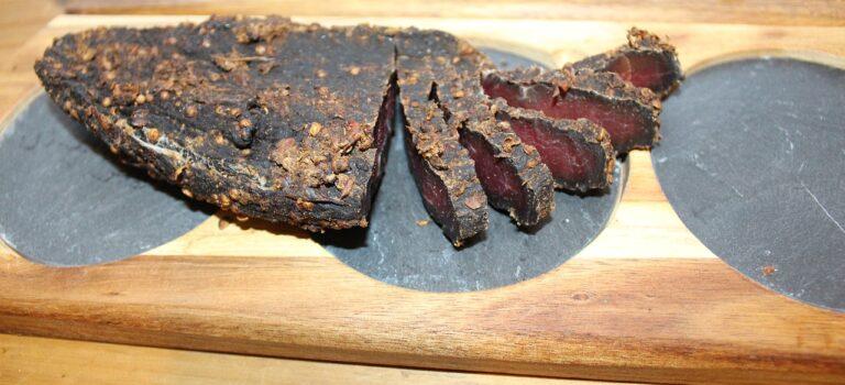 Biltong, the snack revolution