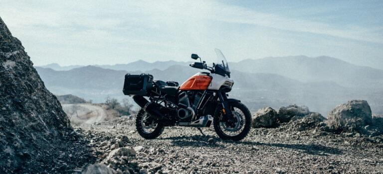 La Harley-Davidson® Pan America™, una auténtica revolución