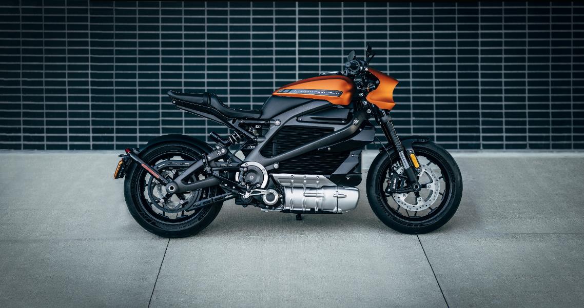 Harley-Davidson LiveWire, un relámpago eléctrico