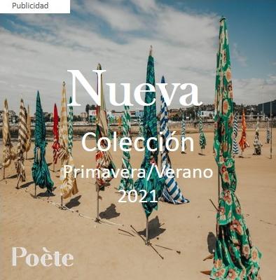 Nueva colección primavera-verano 2021