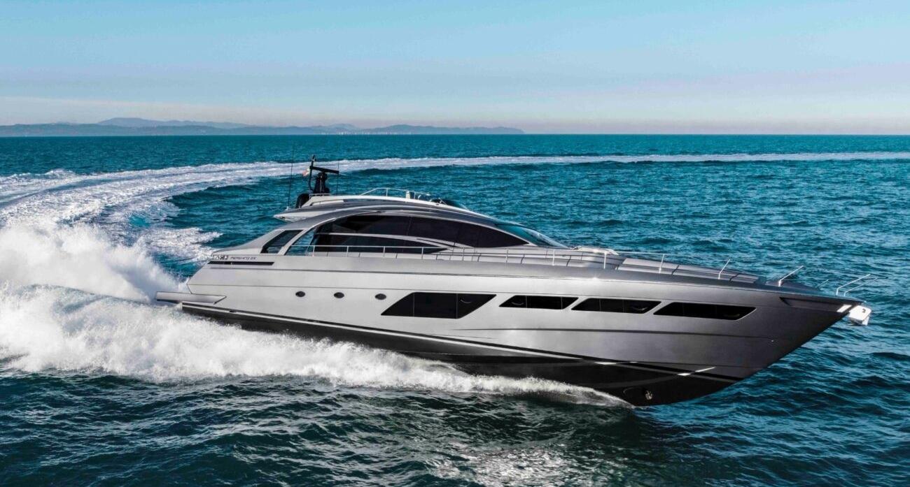 Pershing es un ganador en los premios motor Boat Awards 2021