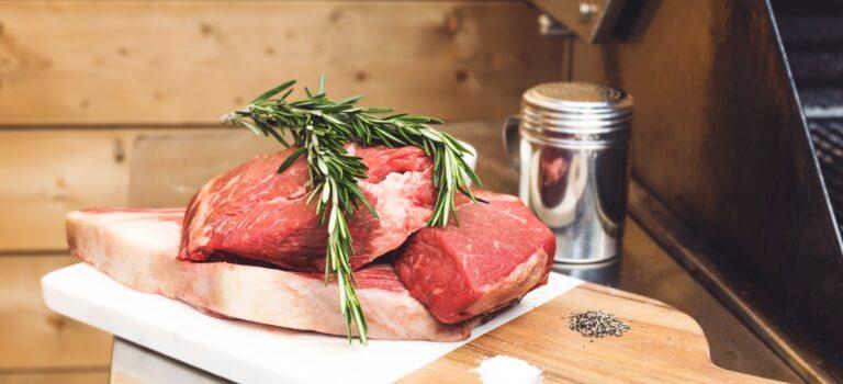 ¿Cómo elegir una carne saludable?