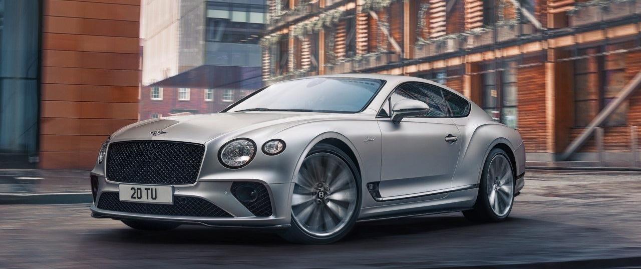 Bentley Continental GT Speed, el Grand Touring se convierte en un gran deportivo