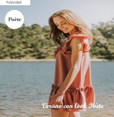 Verano con look Poète
