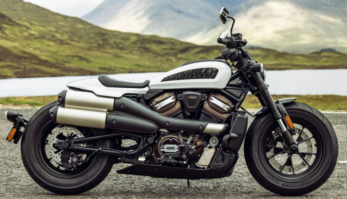 El nuevo modelo Harley-Davidson Sportster S ofrece un rendimiento sin fisuras