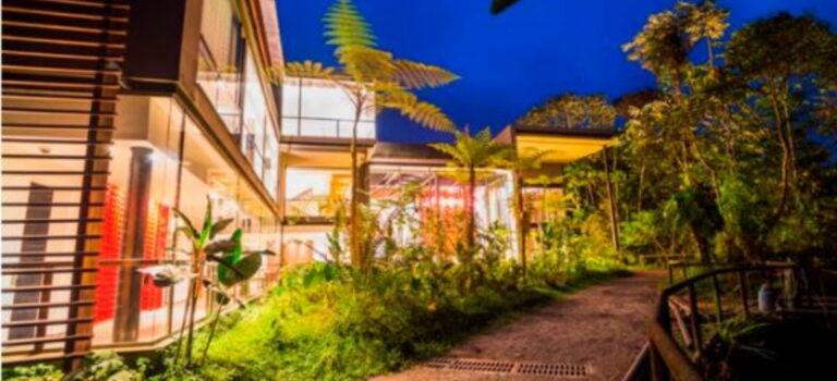 Masphi Lodge, la fusión perfecta entre naturaleza y lujo